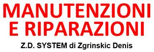 Z.D. SYSTEM - LOGO