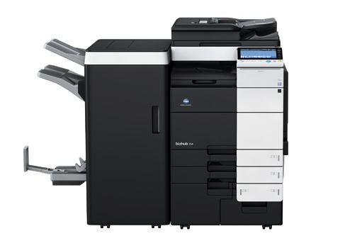 fotocopiatrice bianco e nero