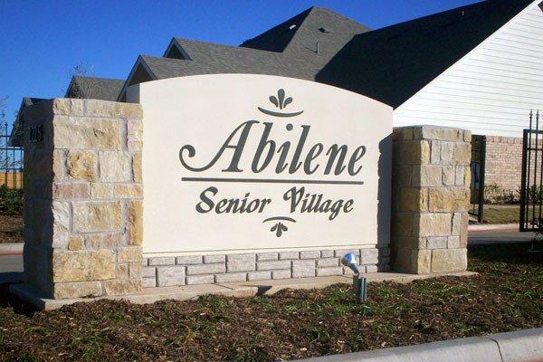 Monument Signs Abilene, TX