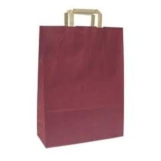 sacchetto amaranto