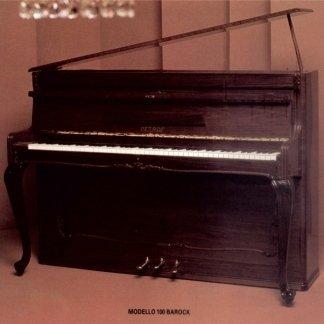 pianoforte modello barock