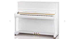 pianoforte digitale Kawai bainco