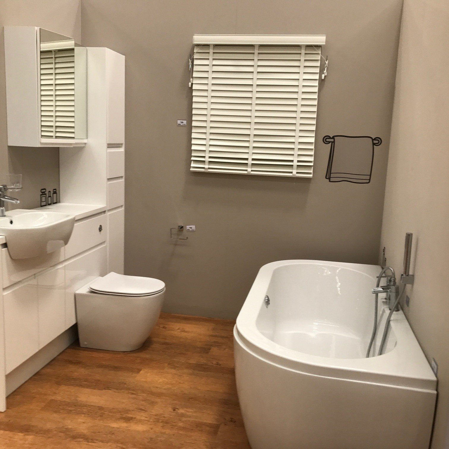 unique bathroom ideas in edinburgh