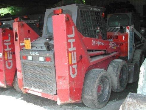 GEHL 4635