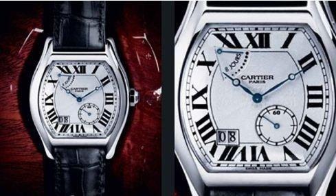 Orologi eleganti Cartier