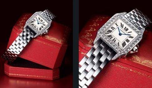 Orologi Cartier con cinturino in metallo