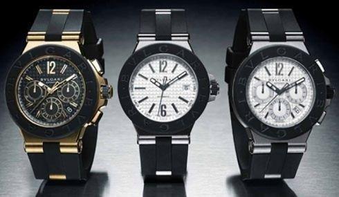 Collezione orologi Bulgari