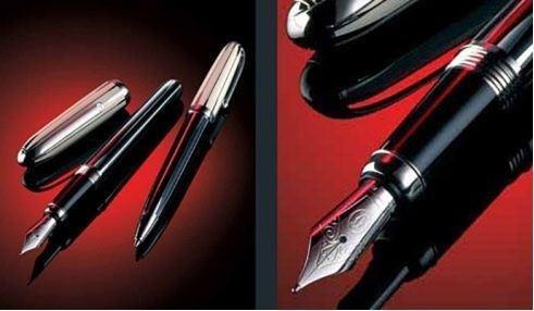 Penne stilografiche Cartier