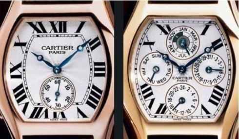 Orologi di precisione Cartier