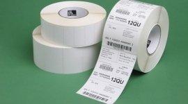 etichette su carta termica