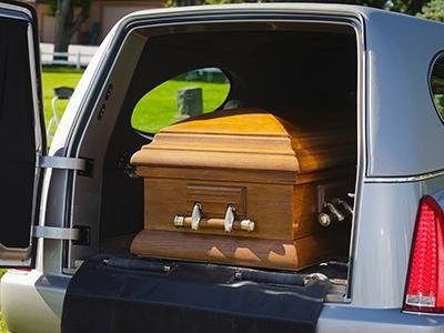 veicoli funerari
