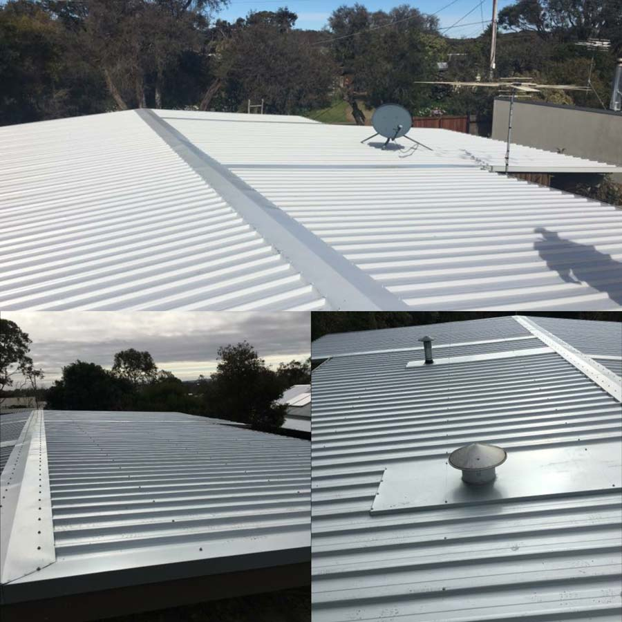 colorbond roof panels