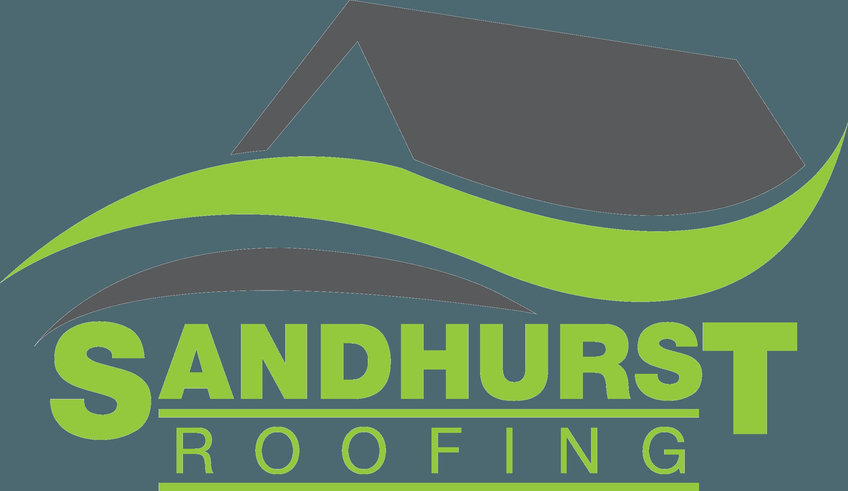 sandhurst roofing logo