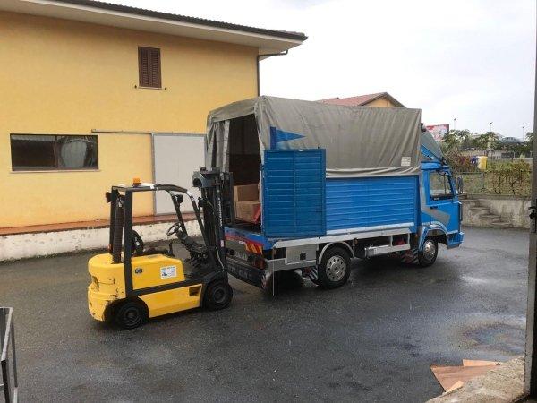 consegne in tutta Italia