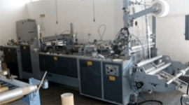 macchinari produzione buste in plastica