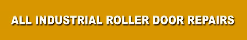All Industrial Roller Door Repairs logo