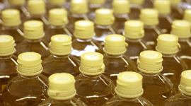 bottiglie con tappi