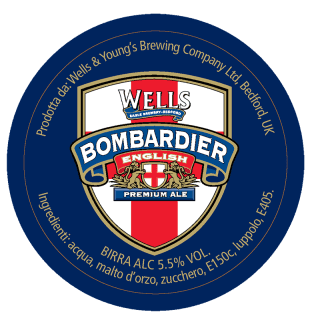 logo Wells Bombardier English