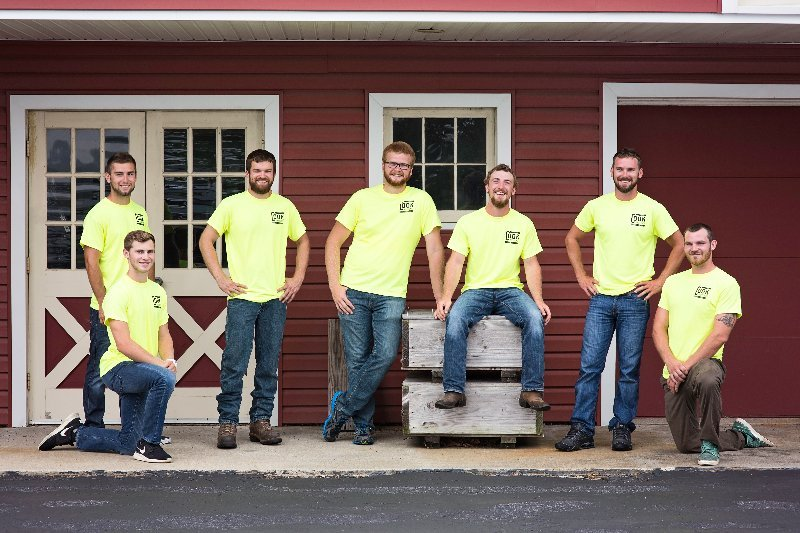 Cook Bros Pa - Meet our experienced crew
