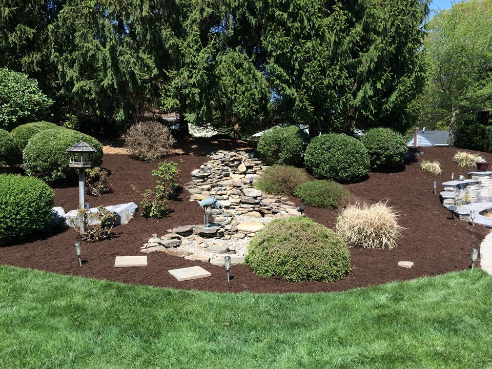 Cook Bros Estate Services offers complete property maintenance and landscape design.
