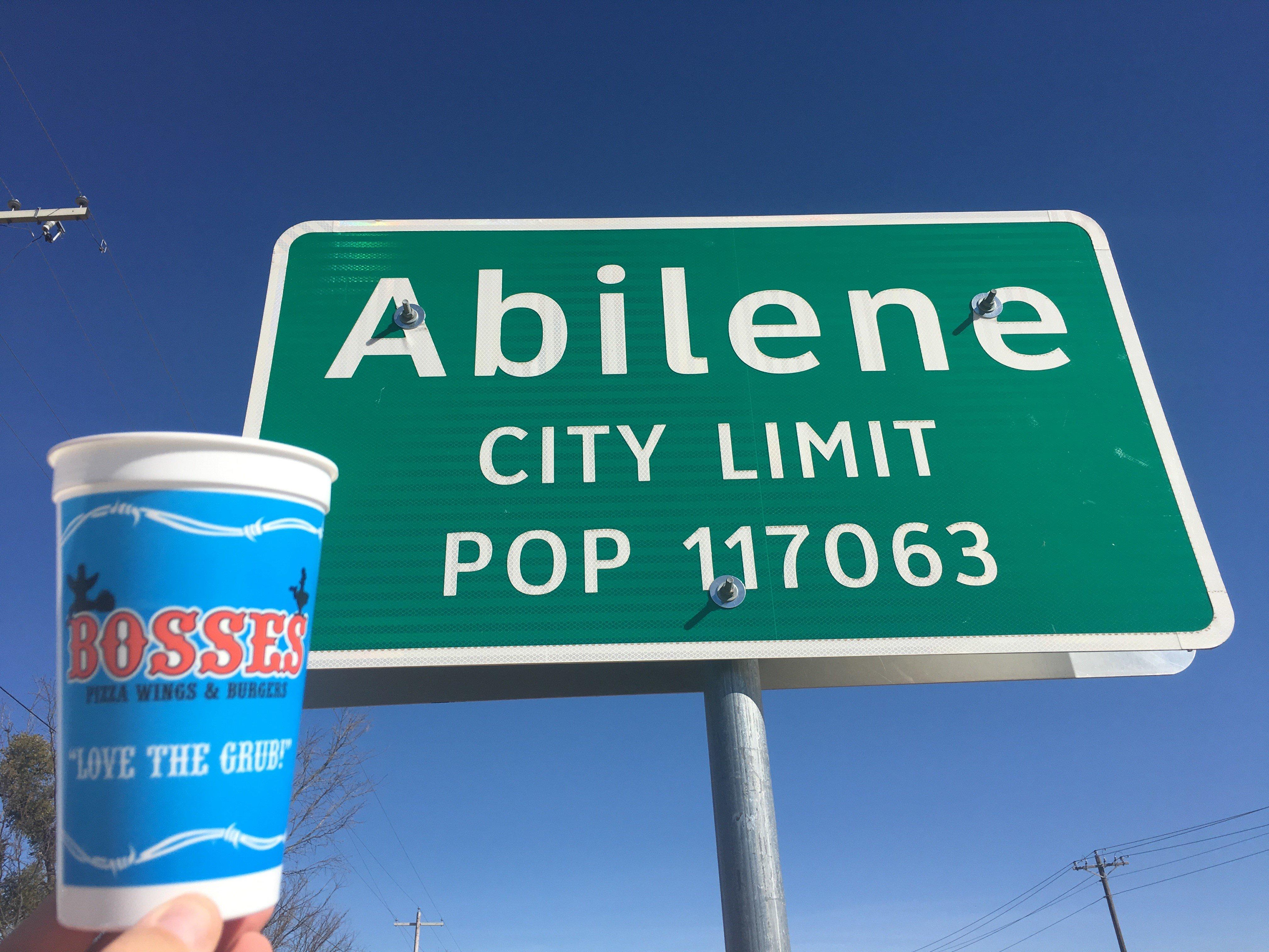 Burger Restaurant Abilene, TX
