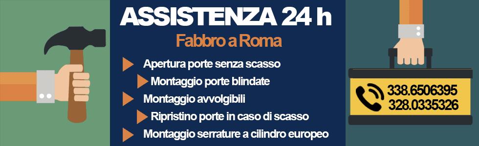 fabbro-service-roma