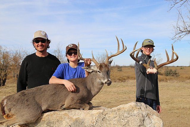 trophy deer hunts san angelo tx