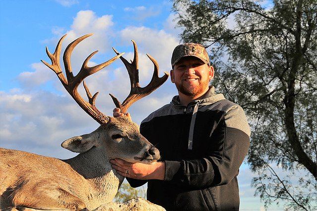 Whitetail deer hunts san angelo tx