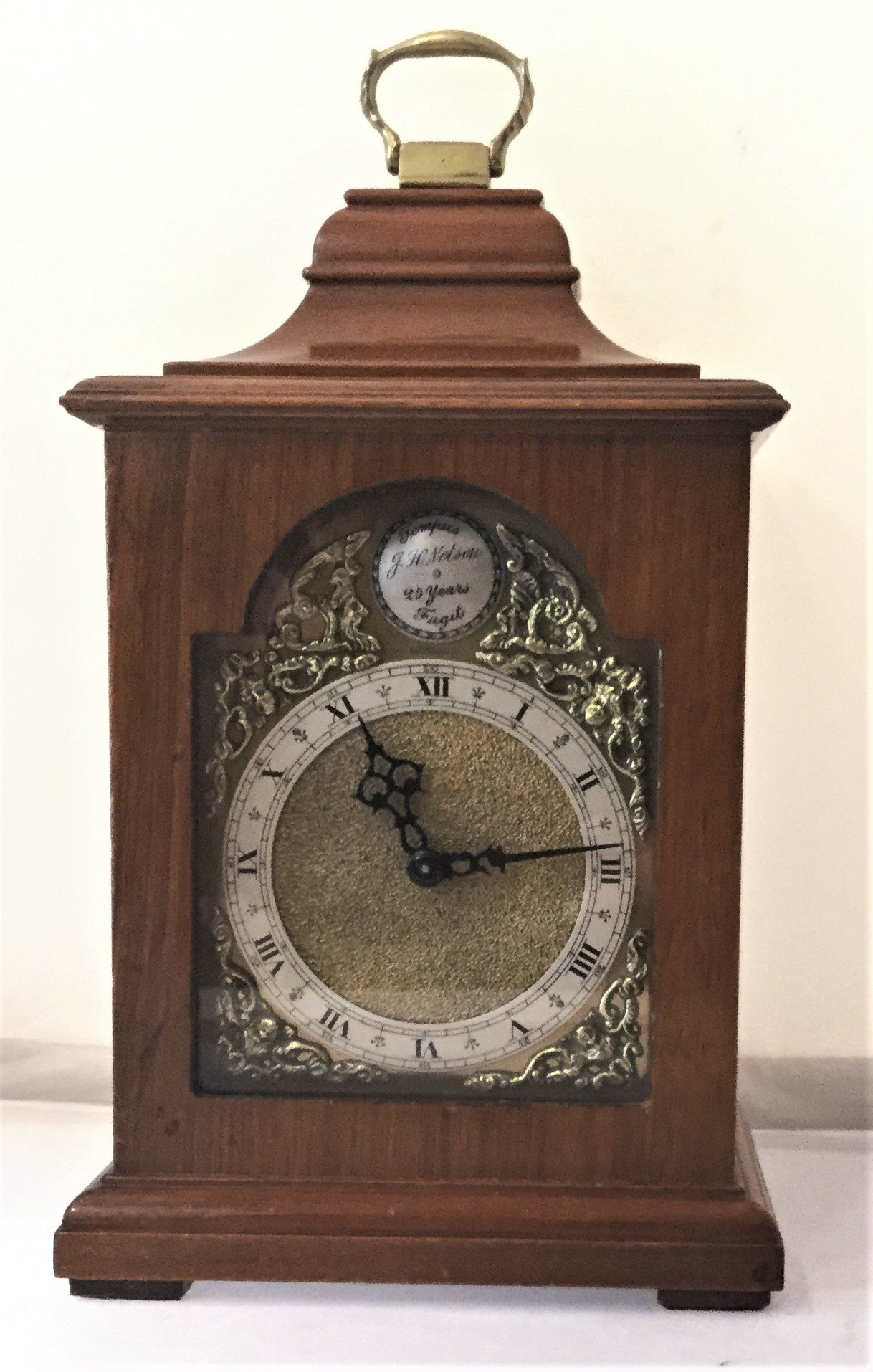 Antique wooden mantel clocks for sale