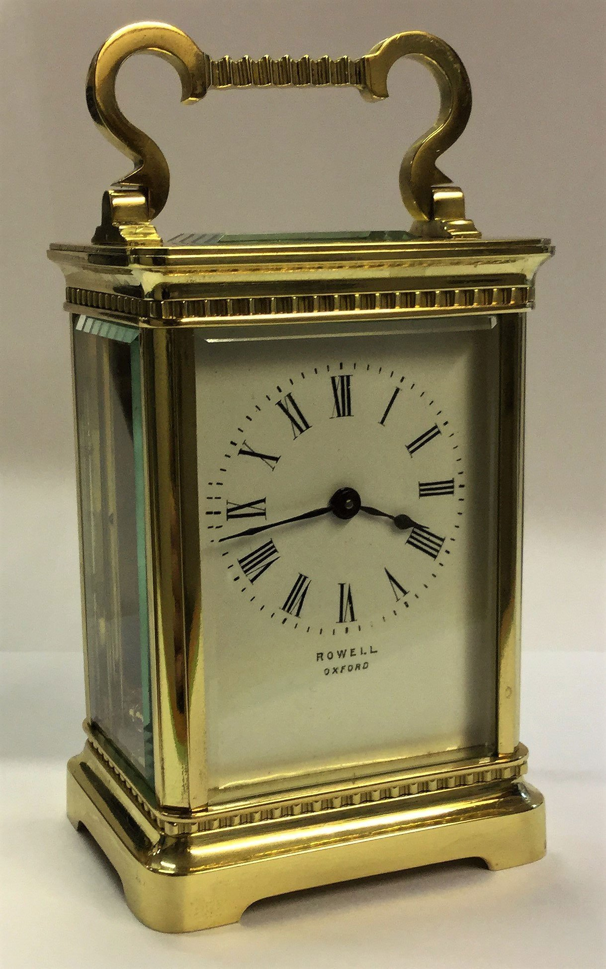 French carriage timepiece