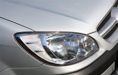 premier automotive car front light