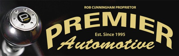 premier automotive logo