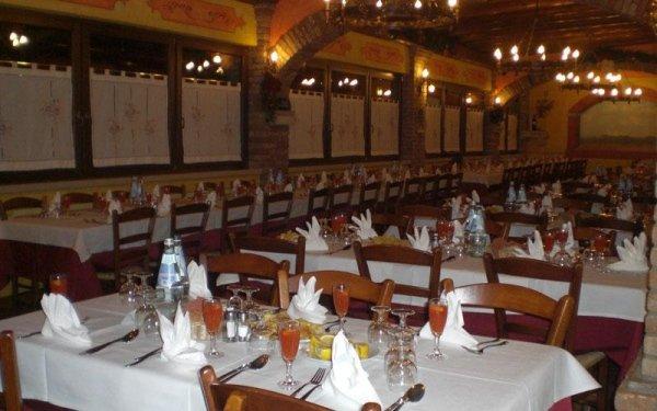 ristorante climatizzato