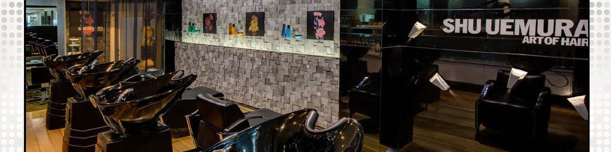 swm project decorating hair salon interior