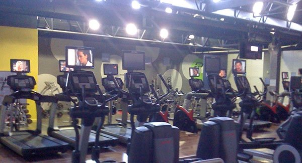 swm project decorating interior decoration gym