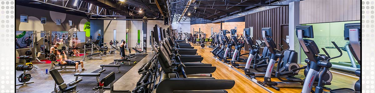 swm project decorating gym interior