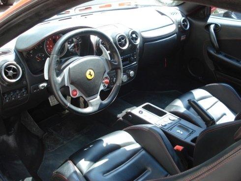 interno auto lusso