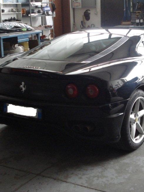riparazione auto lusso