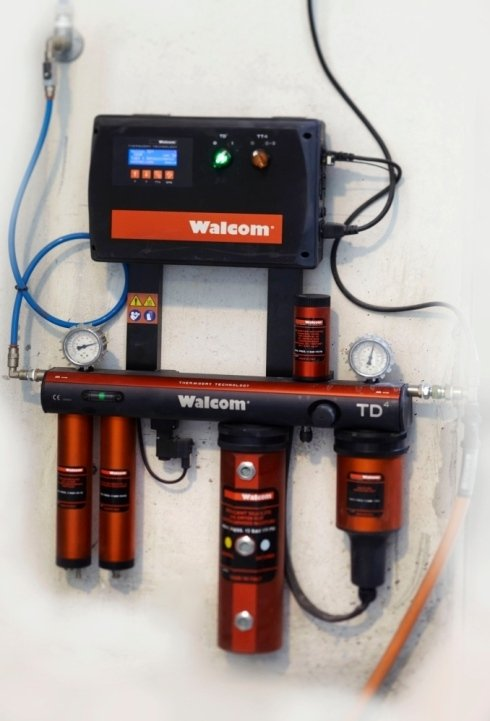 attrezzature walcom