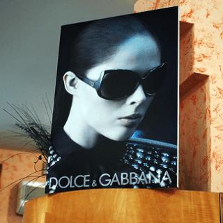 occhiali da sole D&G