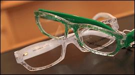 aste per occhiali
