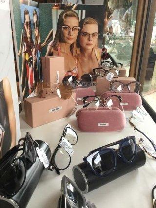 Miu Miu - occhiali da vista e da sole