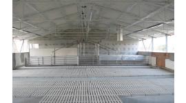 capannoni, strutture industriali, strutture per allevamento bestiame