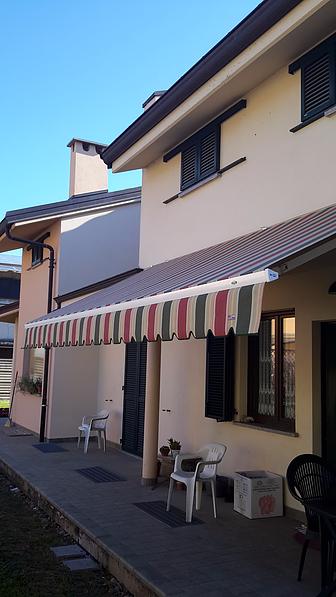 tenda parasole per appartamenti