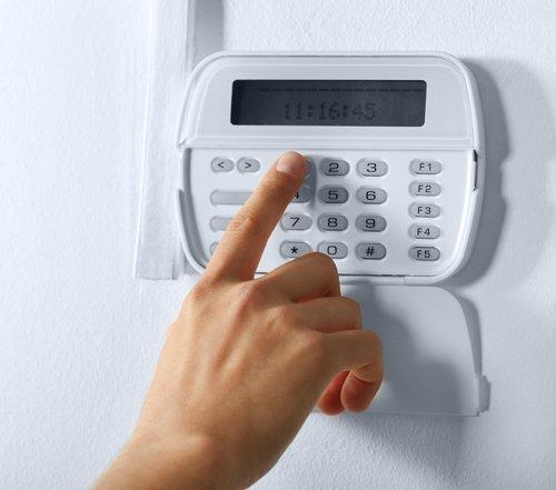 centralina di controllo per sistema d'allarme