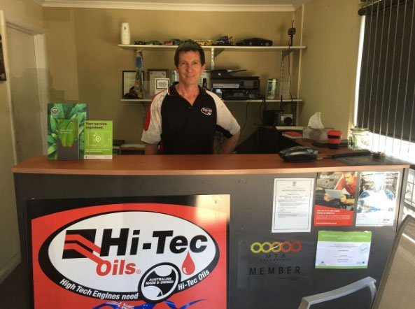 One of our trusted and skilled Diesel Mechanic in Nerang