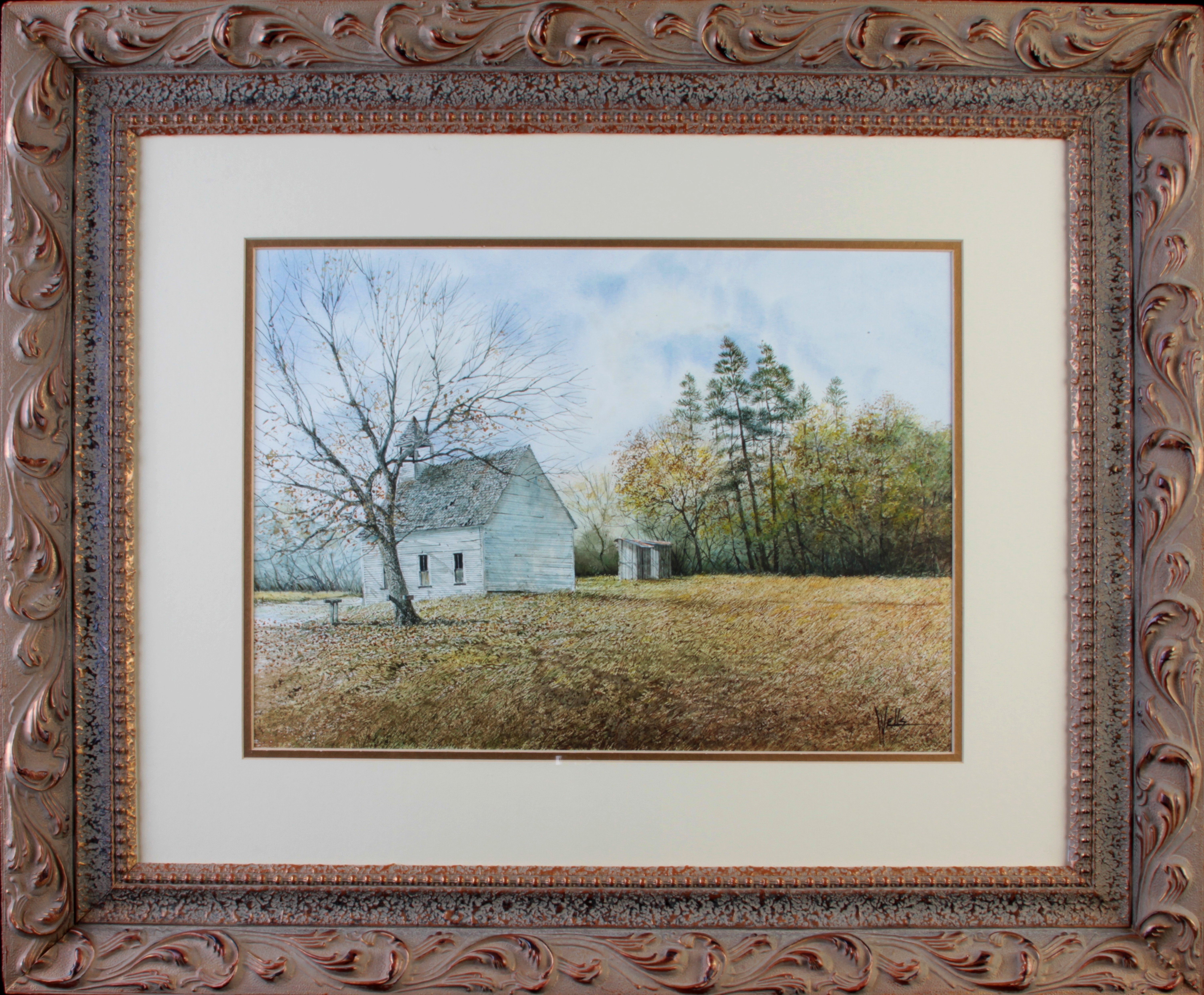 """""""Dinner on the Grounds"""" SOLD"""