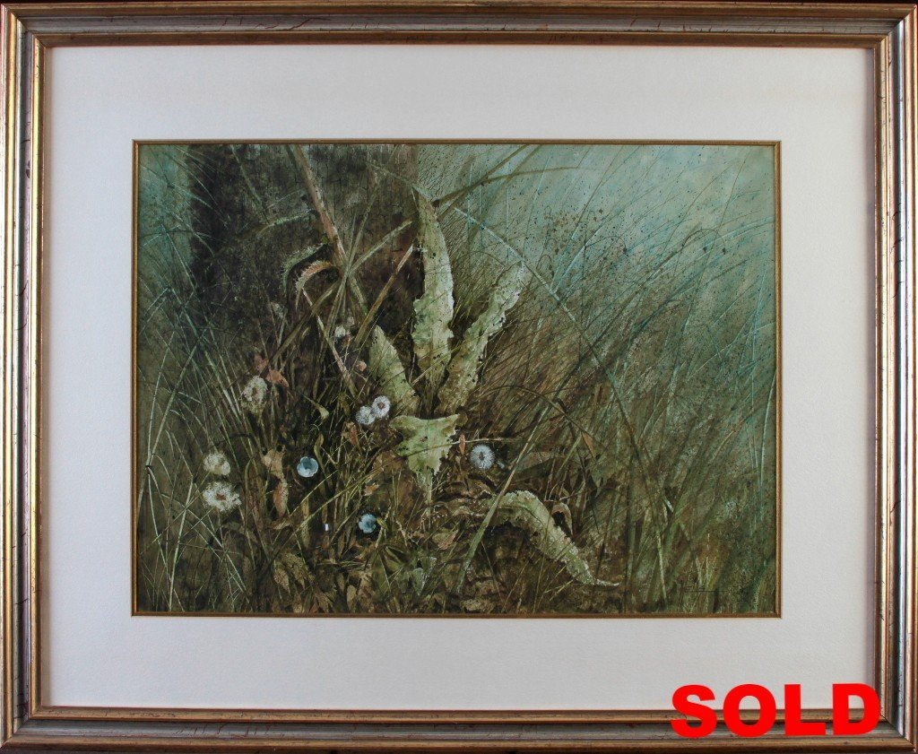 """""""A Patch of Earth"""" SOLD"""