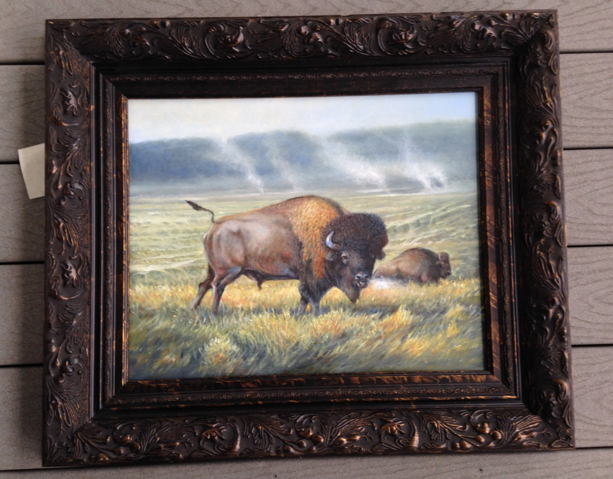 Yellowstone Pair- SOLD