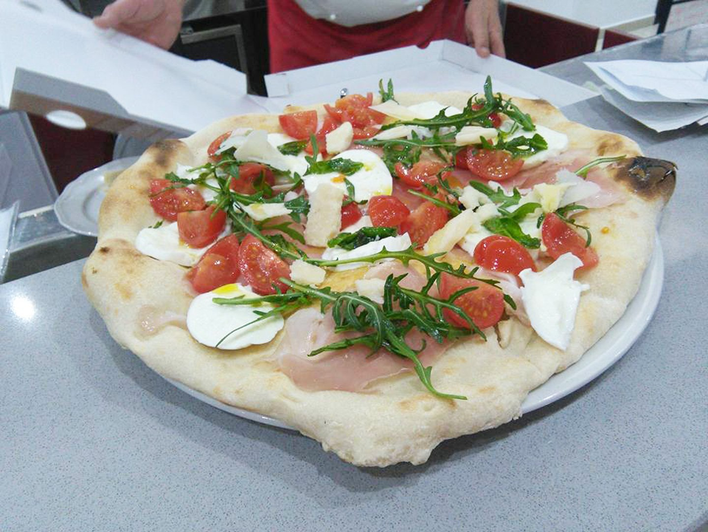 La migliore pizza bianca
